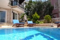 Villa in Turkey, Kalkan: Infinity Pool