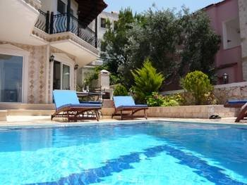 Villa in Turkey, Kalkan: Infinity Pool