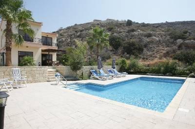 Villa in Cyprus, Pissouri: Aphrodite Villa