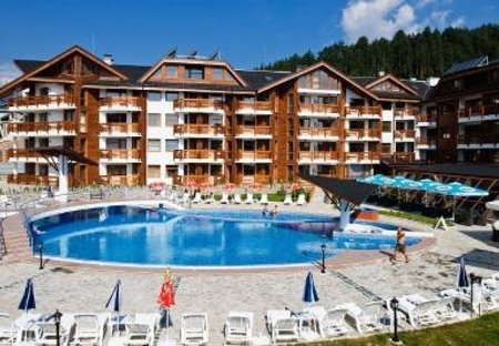 Apartment in Razlog, Bulgaria: Redenka Palace