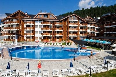 Apartment in Bulgaria, Razlog: Redenka Palace