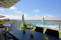 Villa in Portugal, Foz do Arelho: Living room terrace