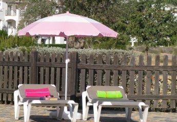 2 bedroom Apartment for rent in Hacienda Riquelme Golf Resort