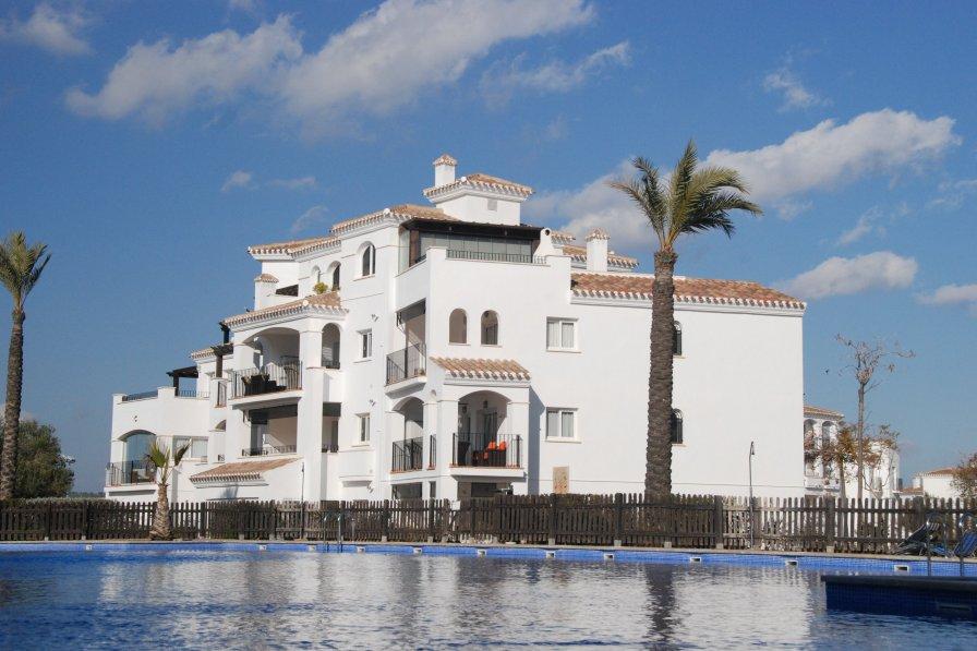 Apartment in Spain, Hacienda Riquelme Golf Resort