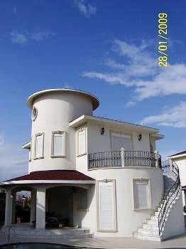Villa in Turkey, Belek: Outside