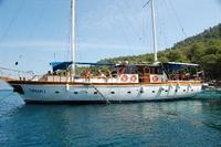 Boat in Turkey, Fethiye Town: Come and join us