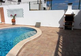 Semi Detached Three Bedroom House In Castro Marim