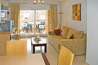 Apartment in Spain, Oropesa del Mar: View from the Kitchen