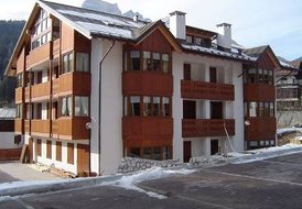Cortina d'Ampezzo- Residence Dolomiti II - Apt B 6 pax