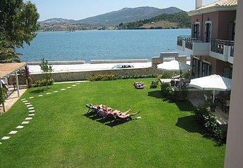 Villa in Greece, Ligia: Garden 2