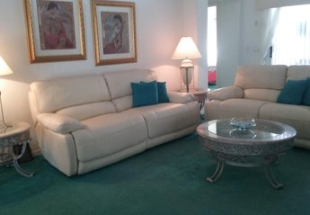 Villa in USA, Oakbrook Court: lounge