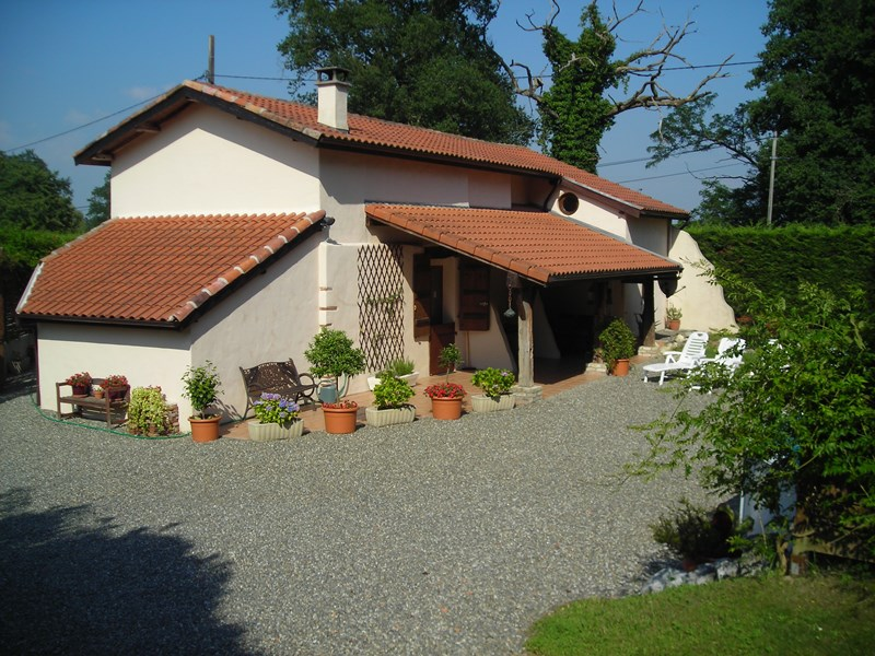 Country house in France, Dax: The lodge