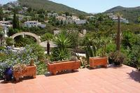 Villa in Spain, Pego: Casa Helena South Terrace