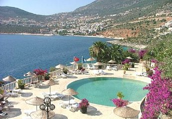 Apartment in Turkey, Kalkan: Patara Prince Adults Pool