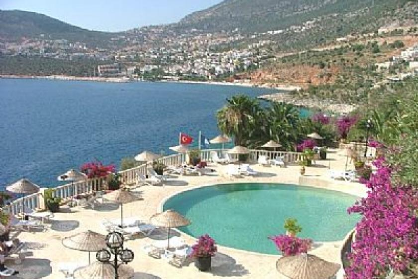 Apartment To Rent In Kalkan Turkey With Pool 63102