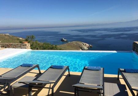 Villa in Kea, Greece