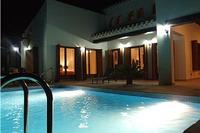 Villa in Spain, El Valle Golf Resort: MIDNIGHT SWIM