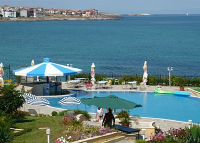 Apartment in Bulgaria, Sozopol: Pool
