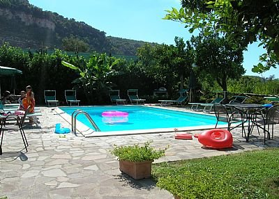 Apartment in Italy, Sorrento: Swimming pool