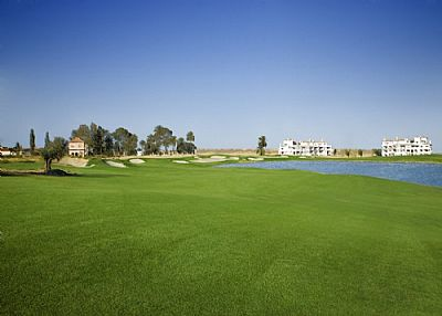 Apartment in Spain, Hacienda Riquelme Golf Resort: Golf 1