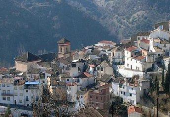 Village House in Spain, Quéntar: The village of Quentar