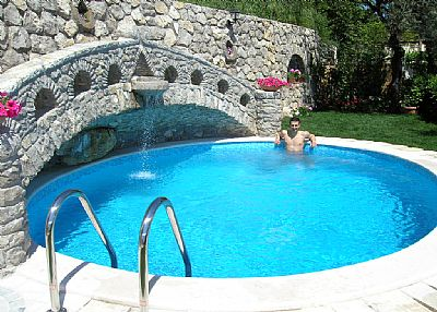 Villa in Italy, Sorrento: Private pool