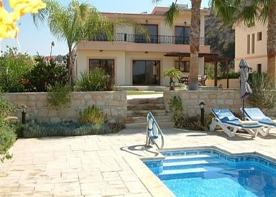 Villa in Cyprus, Pissouri: Villa Zeus