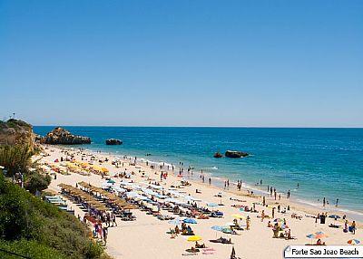 Villa in Portugal, Albufeira: Forte Beach