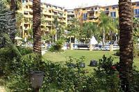 Apartment in Spain, Nueva Alcantara: gardens and swimming pool area