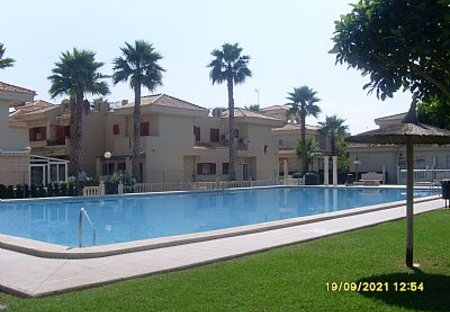 Apartment in Playa Flamenca, Spain: apartments pool