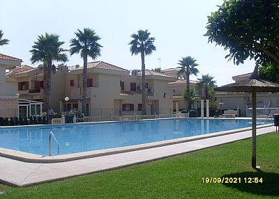 Apartment in Spain, Playa Flamenca: apartments pool