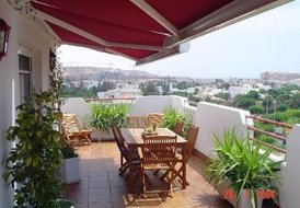 Luxery  220 m2  Penthouse in Almerimar
