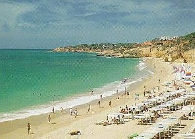 Apartment in Portugal, Armaçăo de Pęra: Algarve Beach