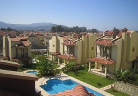 4 Bed Moonlight Villa, Calis Beach, Turkey