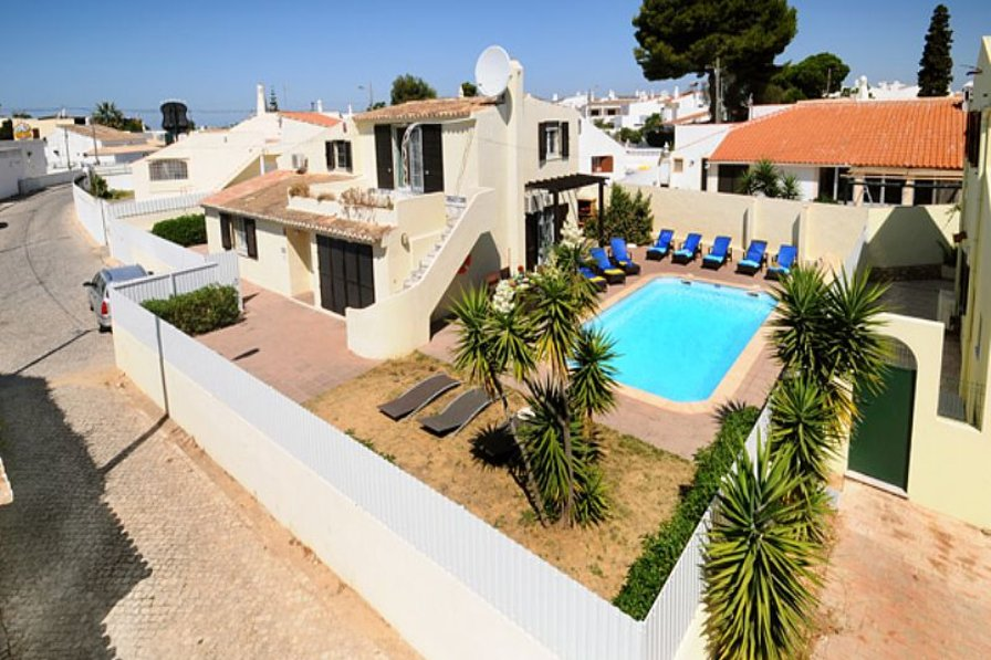 Villa in Portugal, Albufeira: Beautiful large private Villa New with pool