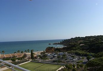 Villa in Portugal, Oura: Santa Eulalia beach
