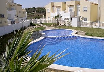 Apartment in Spain, Panorama Golf: Pool