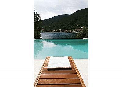 Villa in Greece, Sivota: seaview
