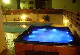 luxurious mandarin villa, cyprus