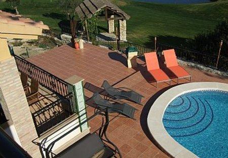 Villa in Club de Golf La Finca, Spain: View of Patio
