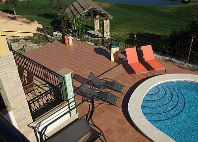 Villa in Spain, La Finca: View of Patio