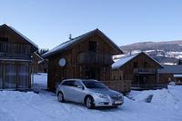 Chalet in Austria, Stadl an der Mur: Just arrived - Winter 2009