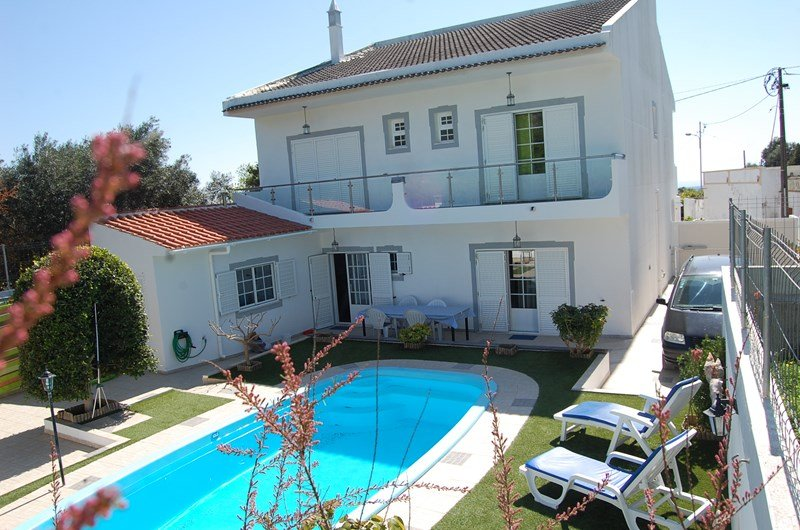Owners abroad Villa in Alfarrobeira, between Loulé and Santa Barbara
