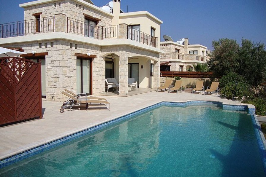 Owners abroad Chilbury Mortimer, Coral Bay, Paphos
