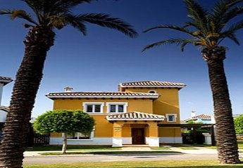 Villa in Spain, Mar Menor Golf Resort (Polaris World): Villa Baron Amarillo