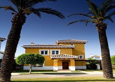 Villa in Spain, Mar Menor Golf Resort: Villa Baron Amarillo
