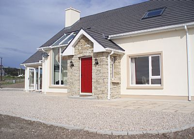 Cottage in Ireland, Downings: No 2 Inverbeg Cottage