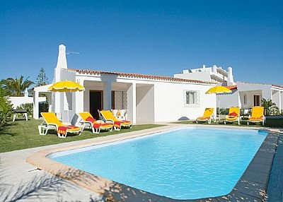 Villa in Portugal, Albufeira: Villa Pavao with Pool and lawn area