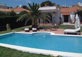 Nr Duquesa Villa private pool and sea views