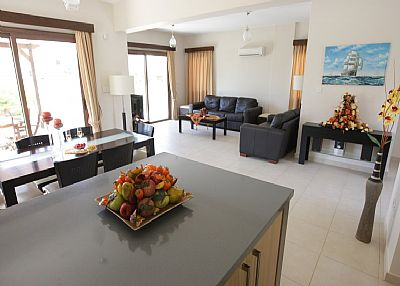 Villa in Cyprus, Pissouri: 7